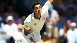 Mitchell Starc: Even contest between bat and ball at Perth on Day 1 vs South Africa