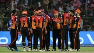 RR vs SRH Live: 2nd strategic time-out update - Sunrisers Hyderabad remove Livingstone, Rahane but Rajasthan Royals still in command
