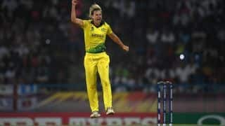 Women's World T20: Ellyse Perry becomes second female cricketer to 100 T20I wickets