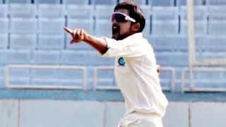Shahbaz Nadeem registers best figures in List A history