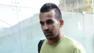 Zaheer Khan believes that he will get better as bowls in more competitive matches