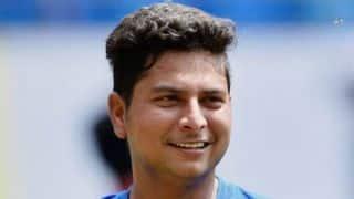 Saqlain Mushtaq Praises China Man Bowler Kuldeep Yadav