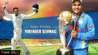 Virender Sehwag: 30 facts about one of game's most explosive batsmen