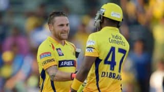 IPL 2016: Dwayne Bravo the best overseas player in IPL, says Brendon McCullum