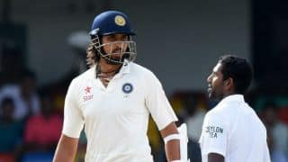 Ishant Sharma not dwelling on flare-ups in Sri Lanka that led to one-match ban