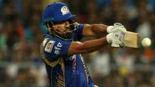 IPL 2017, Qualifier 1: Rohit blames batting order for defeat vs RPS
