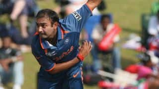 Should Amit Mishra replace Ravichandran Ashwin in the Indian line-up?