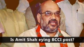 Is Shah eying BCCI post after elevation as GCA head