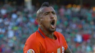 Arturo Vidal: Chile considering Copa America Centenario 2016 final against Argentina as FIFA World Cup final
