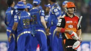 Tom Moody laments Sunrisers Hyderabad's performance against Mumbai Indians in Match 56 of IPL 2015