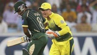 Live Streaming: Pakistan vs Australia 2014 3rd ODI at Abu Dhabi