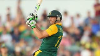 South Africa level ODI series against Australia, win 2nd ODI by 3 wickets