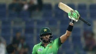 Pakistan VS Zimbabwe 1st ODI : Pakistan beat zimbabwe by 201 runs