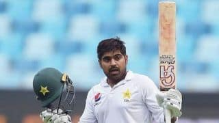 2nd Test: Haris Sohail, Babar Azam power Pakistan to 418/5 against New Zealand