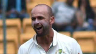 India vs Australia, 2nd Test: Nathan Lyon's 8-for demolishes India for 189