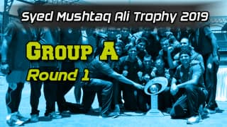 Syed Mushtaq Ali Trophy 2019, Group A, Round 1: Jammu and Kashmir thump Nagaland by nine wickets