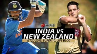 Live Cricket score in Hindi, India vs New Zealand, T20 World Cup 2016, Match 13 at Nagpur