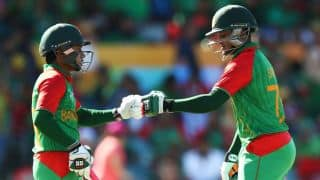 Live Cricket Scorecard: Australia vs Bangladesh, Pool A Match