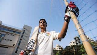 CK Nayudu Trophy: Mumbai's Armaan Jaffer hits unbeaten 300 against Saurashtra