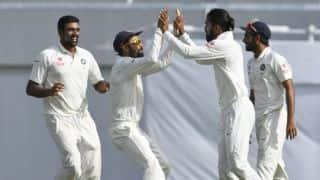 India ranked No. 1 in Test cricket following Sri Lanka's historic win over Australia