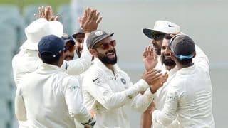 1st Test: Ravichandran Ashwin, Mohammed Shami put Australia on the mat