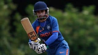 Mithali Raj leads ICC Women's ODI rankings for batswomen