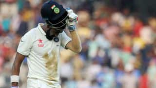 Watch why KL Rahul got miffed with Joe Root