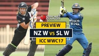 ICC Women's World Cup 2017, New Zealand vs Sri Lanka, Preview: Inoka Ranaweera and co. look to shed off 'underdog' tag