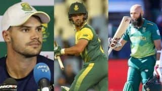 Duminy, Amla, Markram return to South Africa squad for last 2 ODIs against Sri Lanka