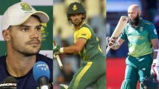 Duminy, Amla, Markram return to South Africa squad for last 2 ODIs against Sri Lanka