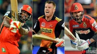 IPL 2017: Orange cap winners in all season
