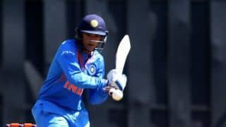 I badly wanted to win today but unfortunately, I couldn't, says Smriti Mandhana