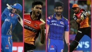 IPL 2019: Hardik Pandya, Jasprit Bumrah, Quinton de kock take away win from sun riser Hyderabad