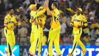 Live Cricket Score Chennai Super Kings (CSK) vs Dolphins CLT20 2014 Match 8: CSK romp home by 54 runs