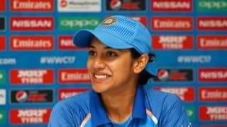 Smriti Mandhana hails Harmanpreet Kaur's 171* against Australia in World Cup as her favourite innings