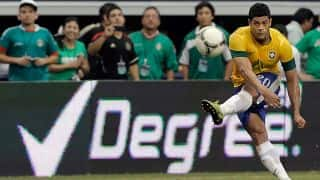 FIFA World Cup 2014: Brazil's Hulk rules out injury scare