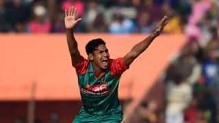 चोटिल हैं बांग्लादेशी विश्व कप स्क्वाड में शामिल तीन तेज गेंदबाज