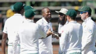 India concede momentum to South Africa after managing 187 on Day 1, 3rd Test