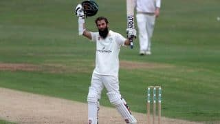 Moeen Ali scores hundred, will he replace Jonny Bairstow?