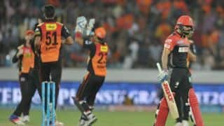 IPL 2019: Lack of a genuine all-rounder is hurting RCB's chances, says Krishnamachari Srikanth