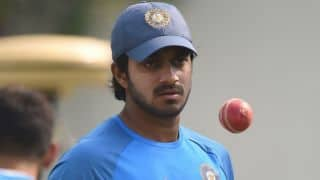 I have full confidence that I can finish close matches: Vijay Shankar