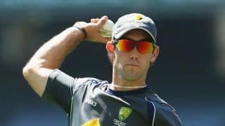 Glenn Maxwell pleased to see increase in fan-base
