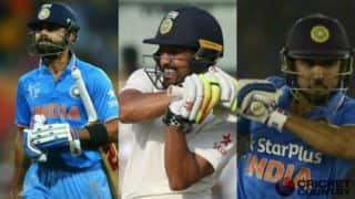 Year-ender 2016: Top 5 Batting Moments for India