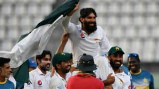 Misbah-ul-Haq satisfied with Pakistan's success in Tests under his captaincy