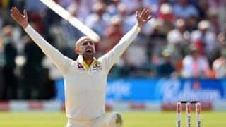Ashes 2019: I'm just some bloke trying to bowl, says Nathan Lyon after equaling Dennis Lillee's tally of Test wickets