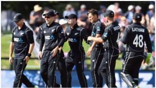 New Zealand beat West Indies by 66 runs in 3rd ODI to sweep the series 3-0