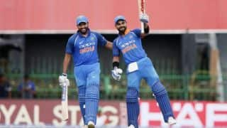 Hunting in pairs: The Rohit Sharma-Virat Kohli camaraderie working well for India
