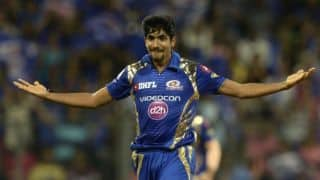 IPL 2018: Jasprit Bumrah believes clarity is important while bowling in the death