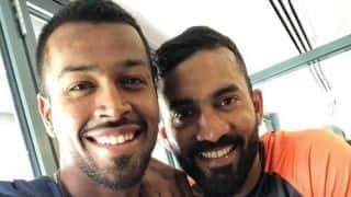 Hardik Pandya reveals his 'number one love'!