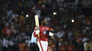 Chris Gayle wants young player in the team to win world cup for him